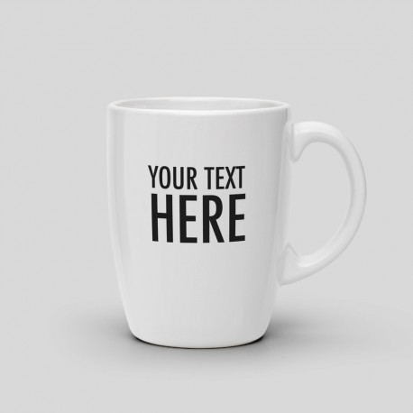 Customizable mug